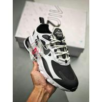 Nike 耐克 AirMax270React黑白瑞亚赛车系列