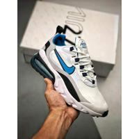 Nike 耐克 AirMax270React校园白蓝
