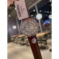 欧米茄OMEGA蝶飞系列腕表 金壳+20