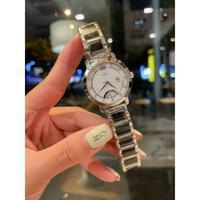 欧米茄-OMEGA最新款女士腕表原装石英机芯 玫瑰金+20