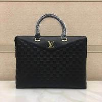 顶级货  LV Louis Vuitton 路易威登 手提斜挎公文包经典火爆