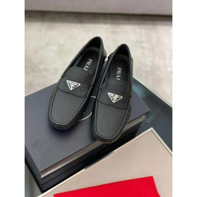 Prada 普拉达 原单品质 豆豆鞋 专柜爆款批发