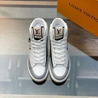 LV Louis Vuitton 路易威登 高端男士高帮 运动 休闲鞋