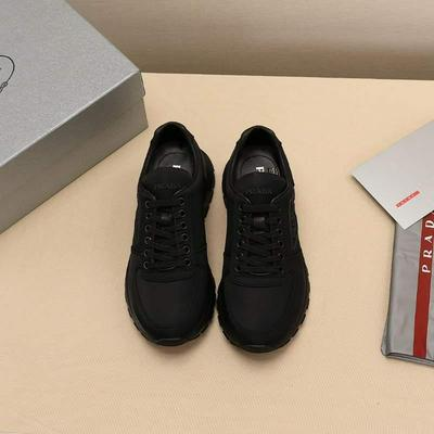 Prada 普拉达 顶级牛货 男士休闲运动鞋原版批发